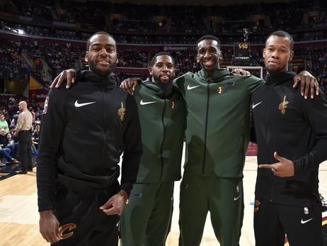 For new Cavaliers Alec Burks and Rodney Hood, the Utah Jazz is still 'family'