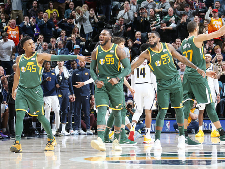 The Roundup—Mitchell scores 35, Jazz take down division-leading Nuggets