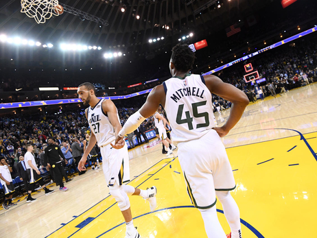 The Roundup—Jazz play tough in Oakland, fall to Warriors