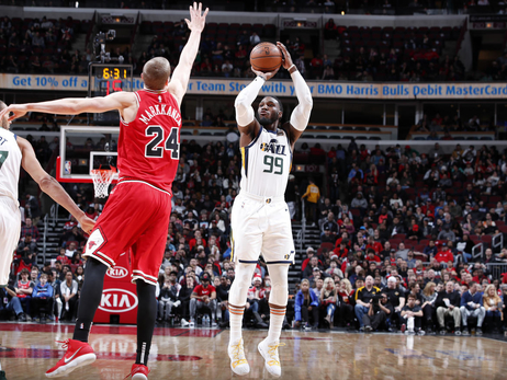The Roundup—Jazz start fast, beat Bulls by 31