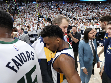 'Anything can happen': Utah Jazz set their sights on Game 5 in Houston
