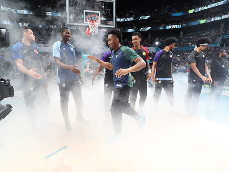 Gallery: Donovan Mitchell at All-Star Weekend 2019