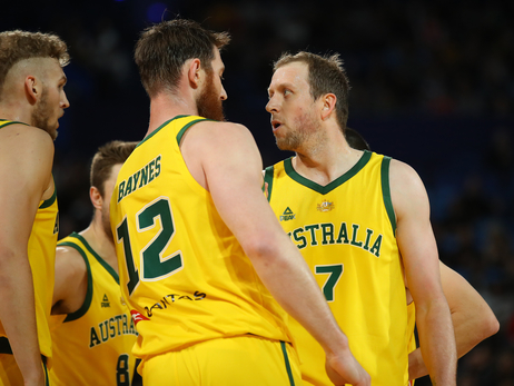 Team Australia loses to Canada in pre-tournament play