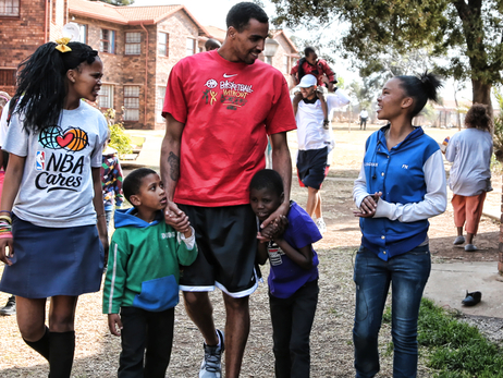 Sefolosha to Represent Jazz in NBA Africa Game