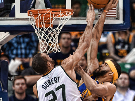 Rudy Gobert Named to NBA All-Defensive First Team