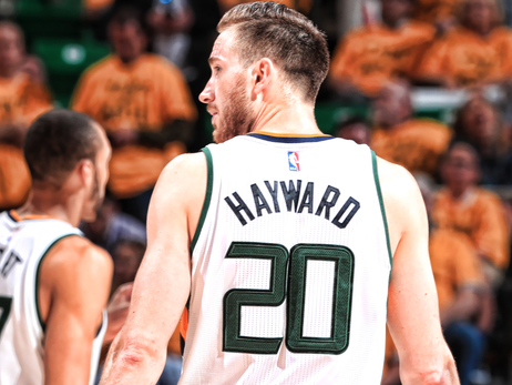 Jazz Statements on Gordon Hayward