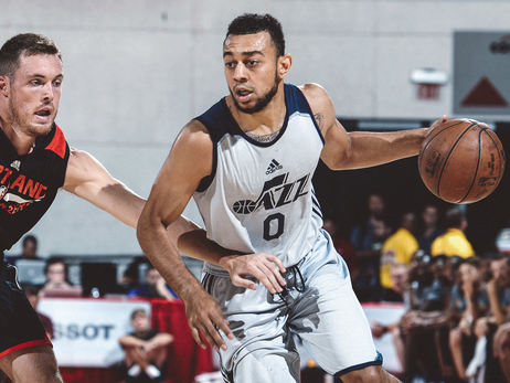 Jazz Sign Nigel Williams-Goss