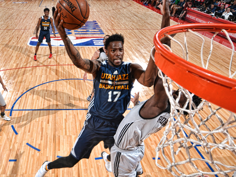 Jazz Sign Eric Griffin to a Two-Way Contract