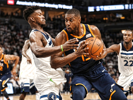 The Roundup—Jazz 97, T-Wolves 100