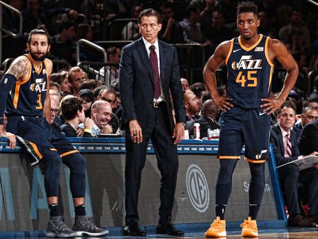 The Roundup—Jazz 101, Knicks 106