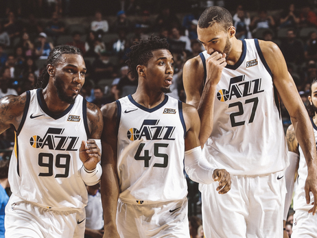 The Roundup—Jazz get back on track in Dallas