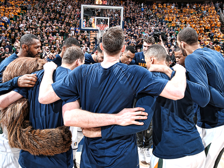 The Roundup—Jazz 95, Warriors 121