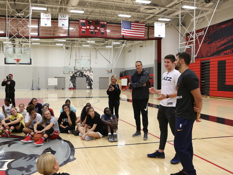 Utah Jazz Camps and Clinics provide 'elite' learning environment for young athletes