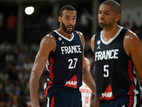 France gets victory over Montenegro in pre-tournament play