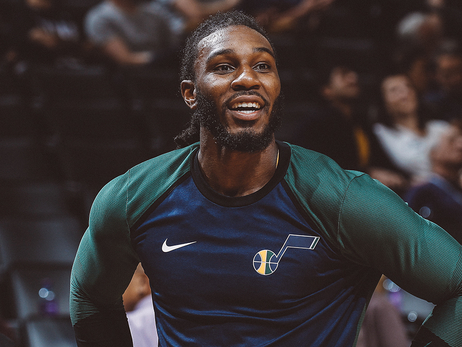 Playing free—After two of the most difficult years of his life, Jae Crowder has finally found a home in Utah