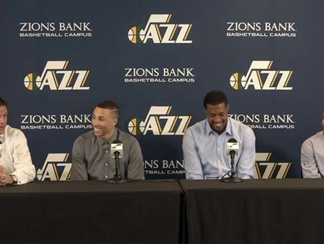 Favors, Exum and Neto believe the Jazz can 'build something special'