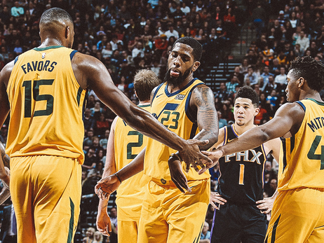 The Roundup—Jazz take down Suns for 11th straight win