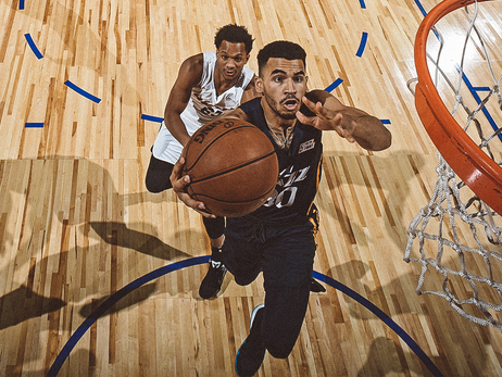 Jazz Sign Naz Mitrou-Long to Two-Way Contract