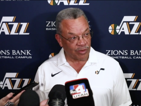 The Note: Prepare for the 2019 NBA Draft with the Jazz VP of player personnel Walt Perrin