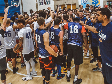G-League hopefuls give it their all in SLC Stars open tryout