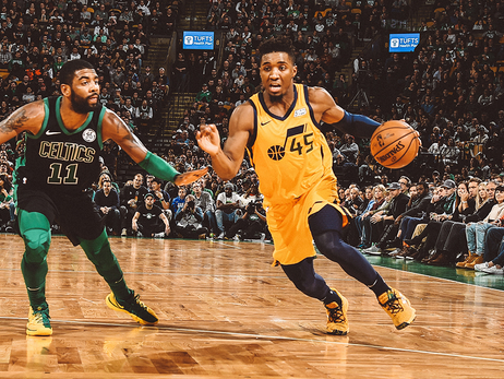 The Roundup—Mitchell, Jazz roll past Celtics