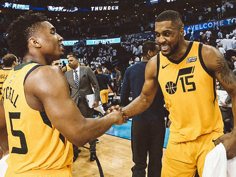 The Roundup—Jazz even series with comeback victory over OKC