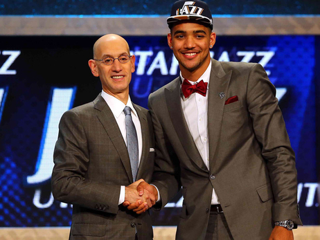 Jazz select Lyles, Hanlan in 2015 NBA Draft