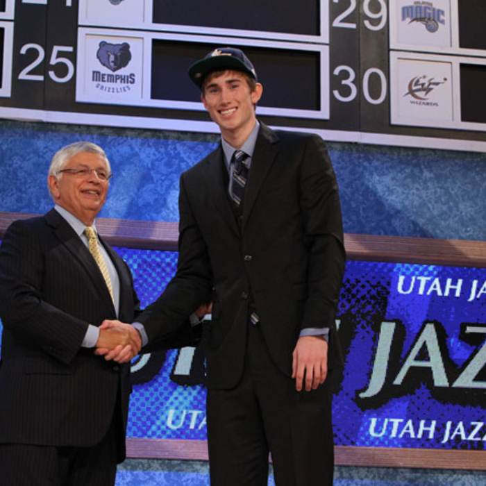 Gordon Hayward - Through the Years
