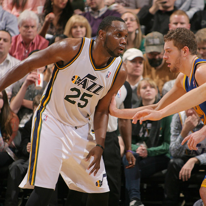 Jazz 83, Warriors 94