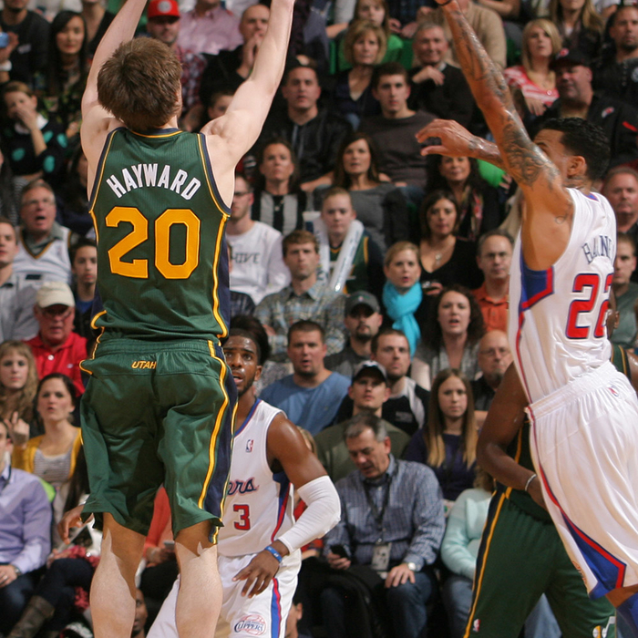 Jazz 114, Clippers 116