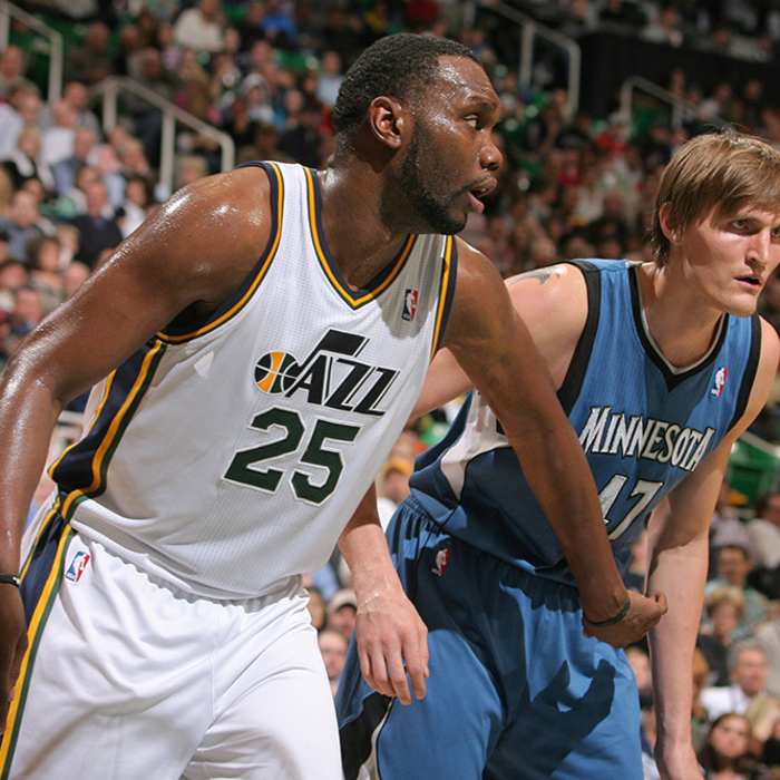 Jazz 106, Timberwolves 84