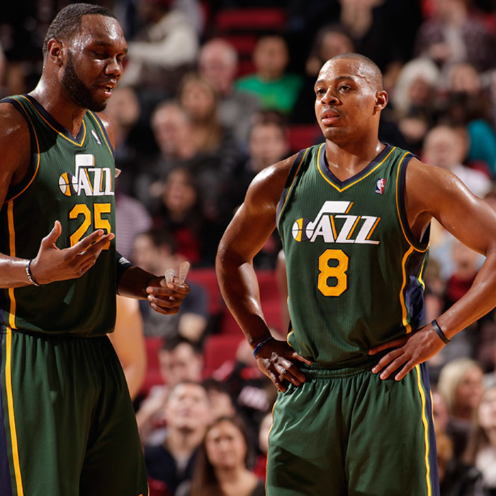 Jazz 99, Trailblazers 105