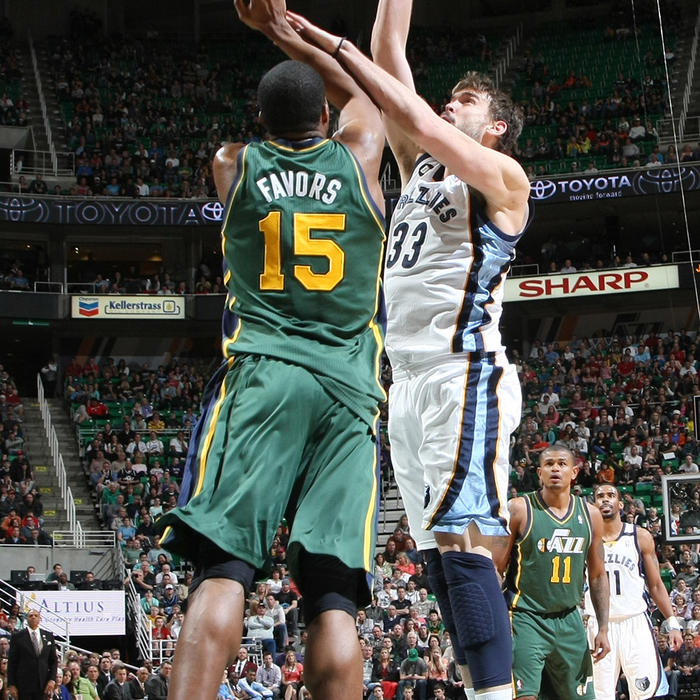 Jazz 90, Grizzlies 84