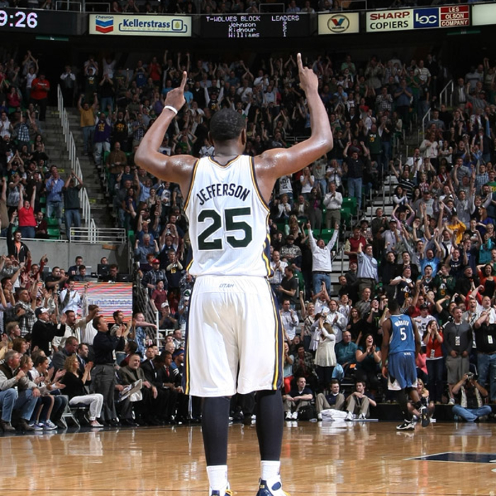 Jazz 111, Timberwolves 105