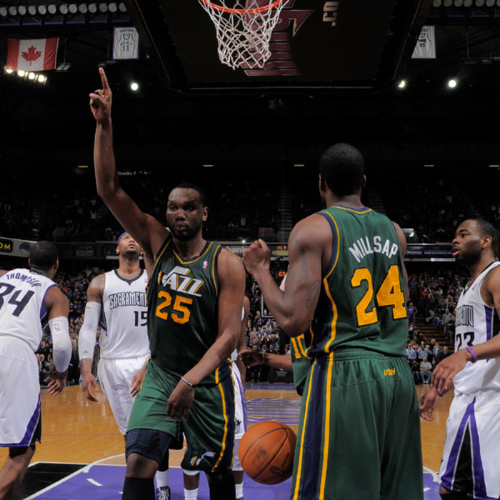 Jazz 103, Kings 102