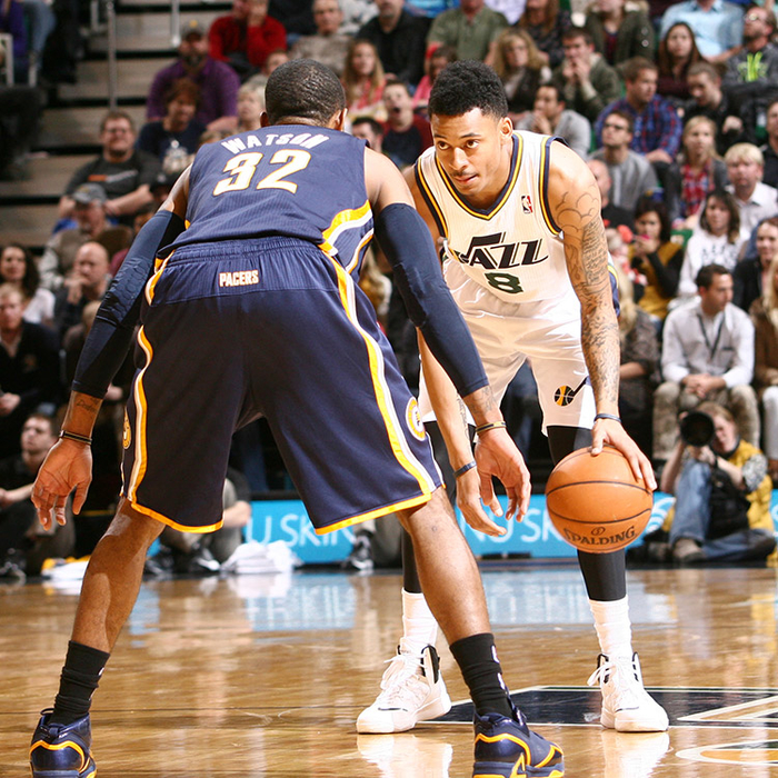 Jazz 86, Pacers 95