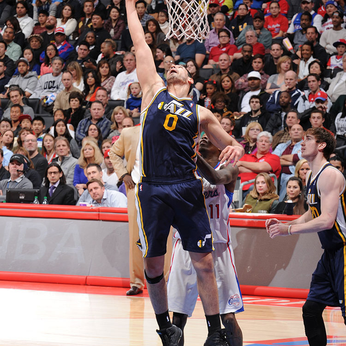 Jazz 87, Clippers 102