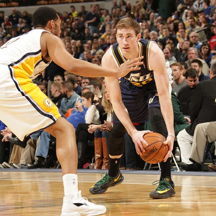Jazz 91, Pacers 94
