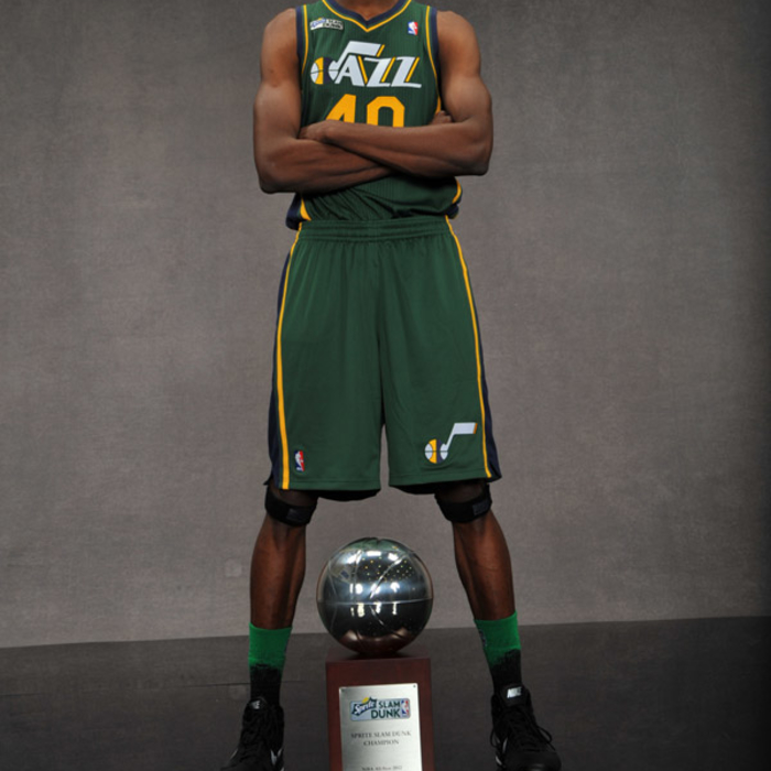 Jeremy Evans - 2012 Sprite Slam Dunk Champion