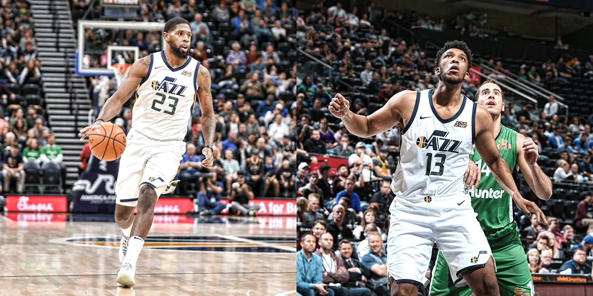 Jazz Assign Bradley and ONeale to Salt Lake City Stars