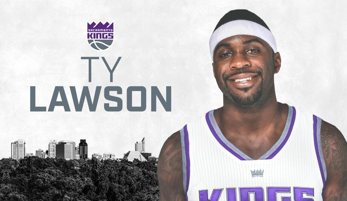 Kings Sign Free Agent Guard Ty Lawson | Sacramento Kings