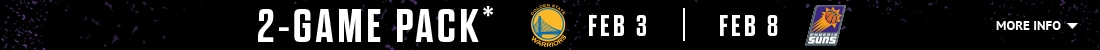Warriors-Suns Pack
