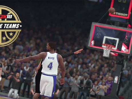 Kings NBA 2K All-Time Team Ranked