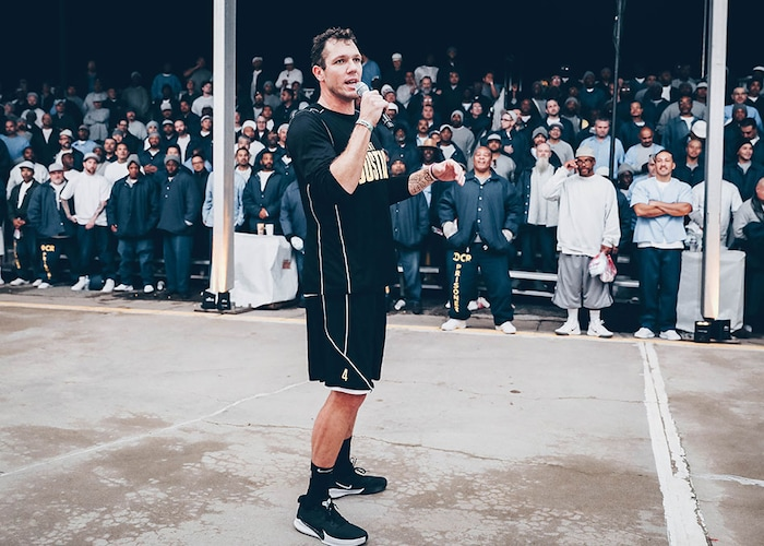 Sacramento Kings and Incarcerated Individuals Come Together For First NBA 'Play For Justice' Event at Folsom State Prison