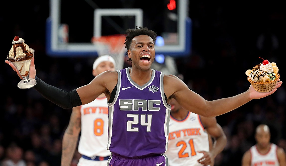 Quiz: Which Kings player are you based on your ice cream preference
