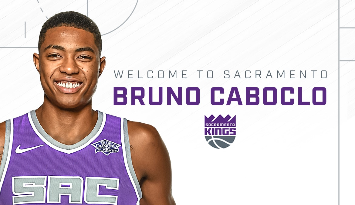 Kings Acquire Bruno Caboclo | Sacramento Kings