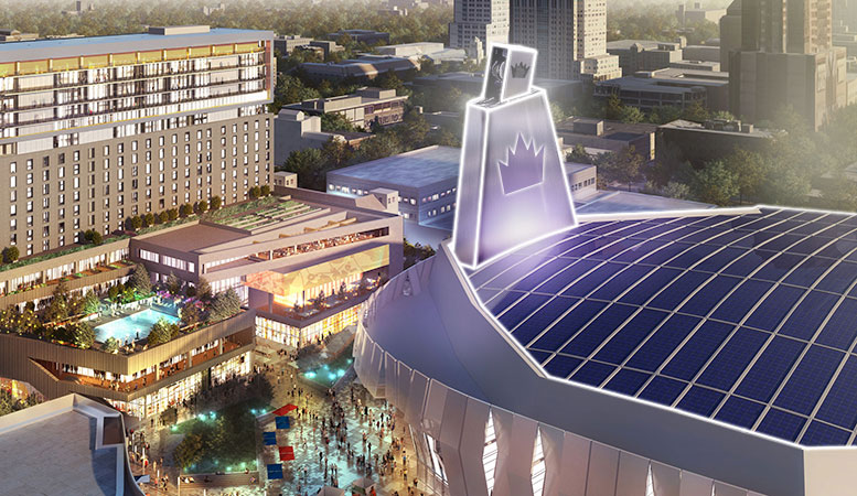 Kings Announce World S Smartest Cowbell For New Arena