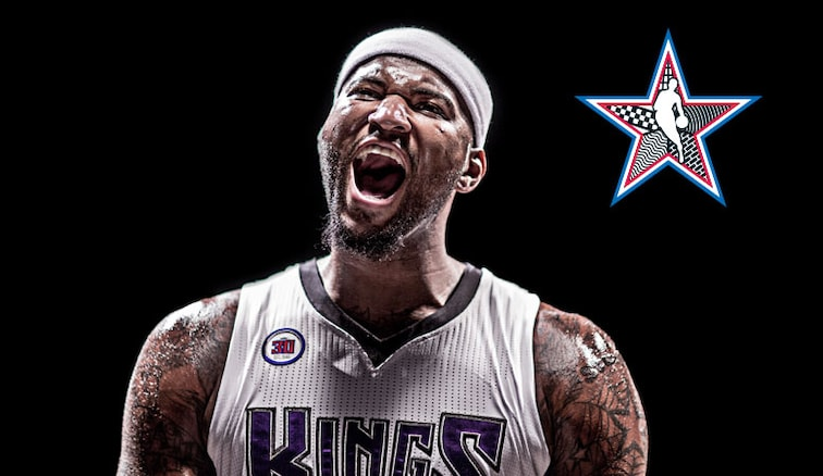 premium selection 011a7 0f9bf DeMarcus Cousins Named to 2015 NBA All-Star Team ...
