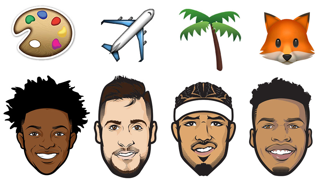 Quiz: Which emojis describe these current Kings players?