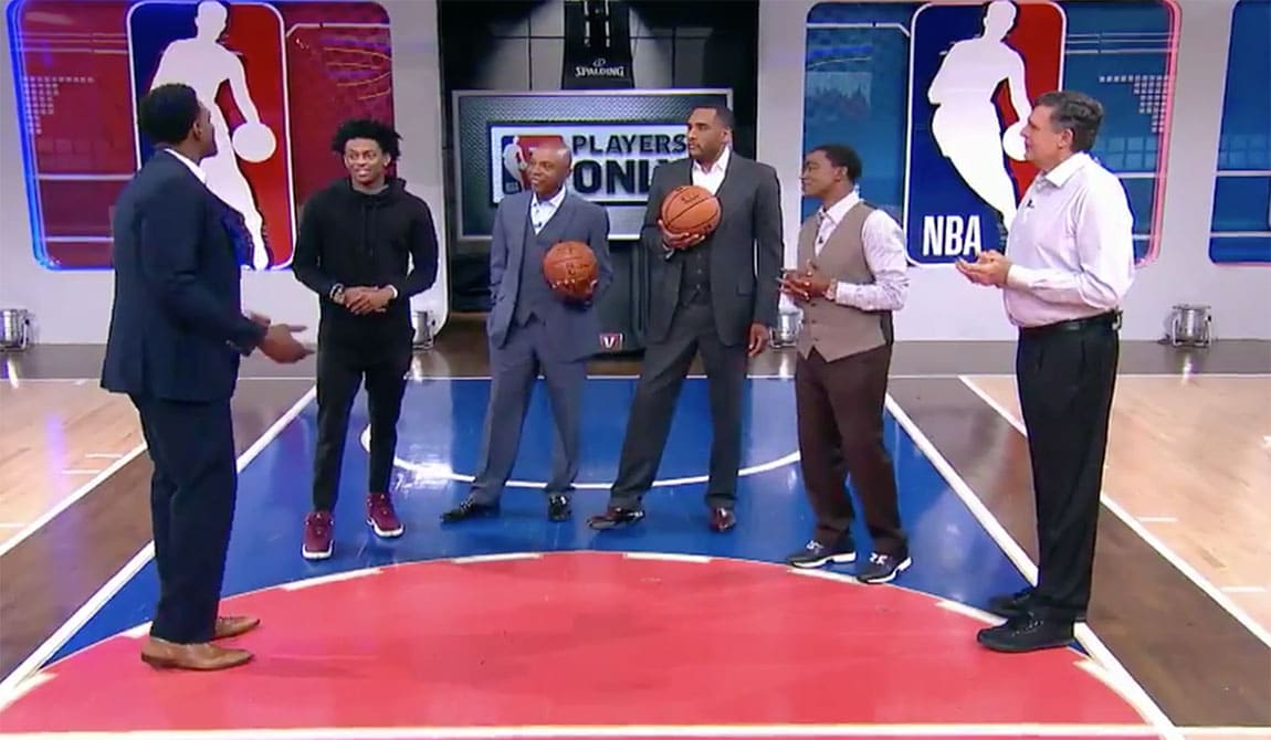 Fox Joins NBA TV Players Only Crew